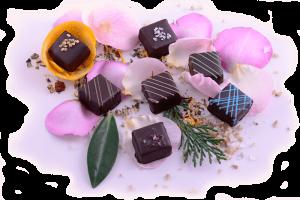 Somptueux, délicieux la folie des Fragrandises chocolat continue !chocolat de luxe francais.